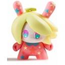 Banana Mango (Pink) Alt Colorway 1/48 Designer Toy Awards Series 1 Dunny So Youn Lee 3-Inch Figurine Kidrobot