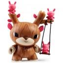 Autumn Slag 2/24 Designer Toy Awards Series 1 Dunny Gary Ham 3-Inch Figurine Kidrobot