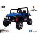 Voiture électrique 24V RSX 4x4 Buggy bleu