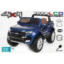 Voiture électrique 2x12V Ford Ranger Wildtrak LCD Luxury bleu