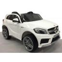 Voiture électrique 12V Mercedes-Benz A45 AMG blanche