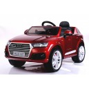 Voiture électrique 12V Audi Q7 Quattro rouge