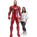 PRECOMMANDE Iron Man Life Size Foam Replica Neca