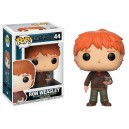 Ron Weasley (with Scabbers) POP! Harry Potter Figurine Funko