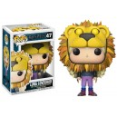 Luna Lovegood (with Lion Head) POP! Harry Potter Figurine Funko