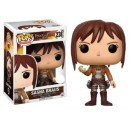 Sasha Braus (with Potato) Exclusive - Attack on Titan POP! Animation Figurine Funko