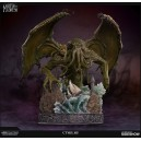 ACOMPTE 10% précommande H.P. Lovecraft's Museum of madness: Cthulhu Statue Pop Culture Shock