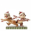 Candy cane Caper (Tic et Tac) Disney traditions Enesco
