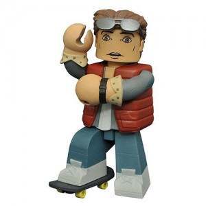 Marty McFly ViniMates Figurine Diamond Select Toys