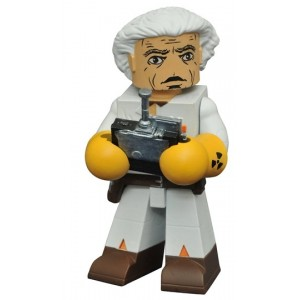 Doc Brown ViniMates Figurine Diamond Select Toys