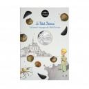 """Le Petit Prince Monnaie 10€ Argent """"A la pêche au Mont Saint-Michel"""" Monnaie de Paris"""