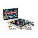 Monopoly Metallica Winning Moves