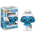 Brainy Smurf POP! Animation Figurine Funko