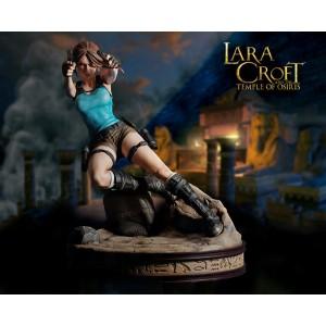 Lara Croft Temple of Osiris Statue Gaming Heads