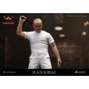 ACOMPTE 10% précommande Hannibal Lecter (White Prison Uniform) - The Silence of the Lambs Figurine 1/6 Blitzway