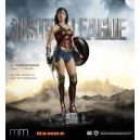 Wonder Woman - Justice League Life Size Statue Oxmox