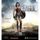 Wonder Woman - Justice League Life Size Statue Oxmox