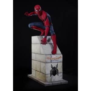 Spider-Man (Spider-Man Homecoming) Life Size Statue
