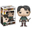 Levi - Attack on Titan POP! Animation Figurine Funko