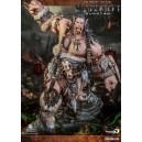 PRECOMMANDE Durotan Version 2 - Warcraft Big Budget Premium Statue Phicen