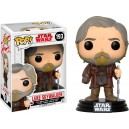 Luke Skywalker POP! Star Wars Bobble-head Funko