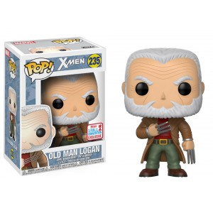 Old Man Logan 2017 Convention Exclusive POP! Marvel X-Men Bobble-Head Funko