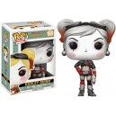 Harley Quinn Bombshells (Flashback) Exclusive POP! Heroes DC Comics Bombshells Figurine Funko