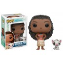 Moana & Pua POP! Disney Figurine Funko