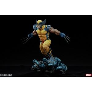 ACOMPTE 10% précommande Wolverine Premium Format™ Statue Sideshow