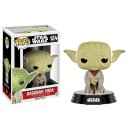 Dagobah Yoda POP! Bobble-head Funko
