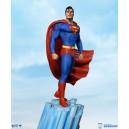 ACOMPTE 10% précommande Superman Maquette Statue Tweeterhead