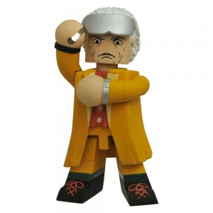 Doc Brown BTTF2 ViniMates Figurine Diamond Select Toys
