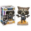 Rocket - Guardians of the Galaxy Vol. 2 POP! Marvel Figurine Funko