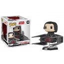 Kylo Ren with TIE Fighter POP! Bobble-head Funko