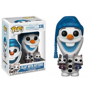 Olaf with Kittens POP! Disney Figurine Funko