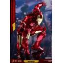 PRECOMMANDE Iron Man Mark IV Diecast MMS Figurine 1/6 Hot Toys