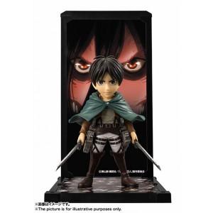 Eren Yeager Tamashii Buddies Figurine Bandai