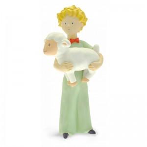 Le Petit Prince et le mouton Collectoys Statue Plastoy