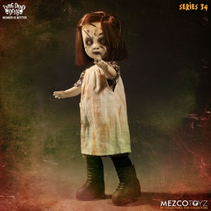 Ash Lee Living Dead Dolls Series 34 Mezco