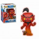 Red Jafar (as Genie) Glow Exclusive POP! Disney Figurine Funko
