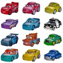 Collection 12-Voitures Cars 3 Die-Cast Mini Racers Series 1 Mattel