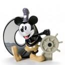 "Birthday Numbers Mickey ""0"" Disney Showcase Enesco"
