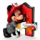"Birthday Numbers Mickey ""4"" Disney Showcase Enesco"