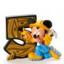 "Birthday Numbers Mickey ""5"" Disney Showcase Enesco"