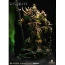 PRECOMMANDE Kilrogg Deadeye - Epic Series: Warcraft Premium Statue Damtoys