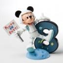 "Birthday Numbers Mickey ""8"" Disney Showcase Enesco"
