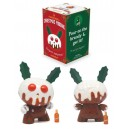 Dunny Christmas Pudding by Kronk 3-Inch Figurine Kidrobot