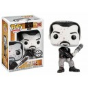 Negan (Black and White) Exclusive POP! Television Figurine Funko