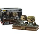 Trash Compactor Escape (Luke and Leia) POP! Star Wars Movie Moments Bobble-head Funko