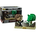 Cantina Faceoff (Han Solo and Greedo) POP! Star Wars Movie Moments Bobble-head Funko